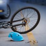 車と自転車