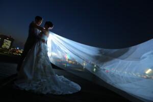運命の人と出会い結婚